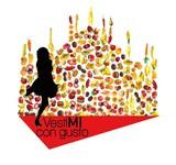 1) Logo VestiMI con gusto